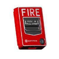 Non-Coded Conventional Manual Fire Alarm Pull Stations