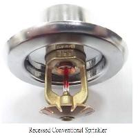 Conventional Sprinkler