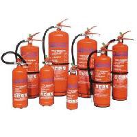 Stored Pressure Dry Powder Portable Fire Extinguisher