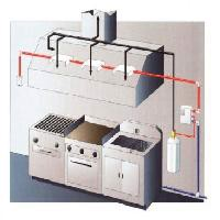 Fire Protection in Commercial Kitchens