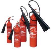 Carbon Dioxide Portable Fire Extinguisher