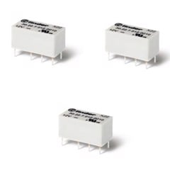30 Series – Subminiature DIL relays 2 A