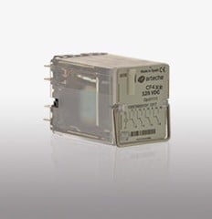 Ultra high speed contactor relay CF-4XR