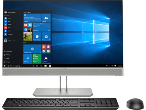 800G5, i7-9700 Máy tính HP EliteOne 800 G5 All-in-One 23.8