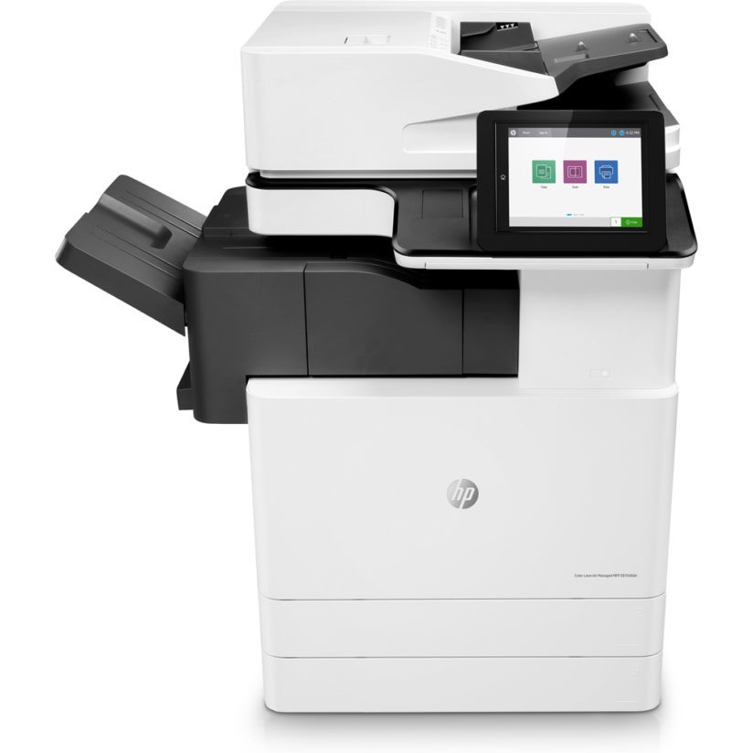 E87640DN HP Color LaserJet Managed MFP E87640dn