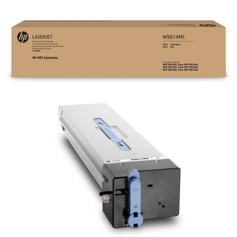 W9014MC – HP Black Managed LaserJet Toner