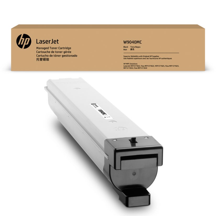 W9040MC – HP Black Managed LaserJet Toner