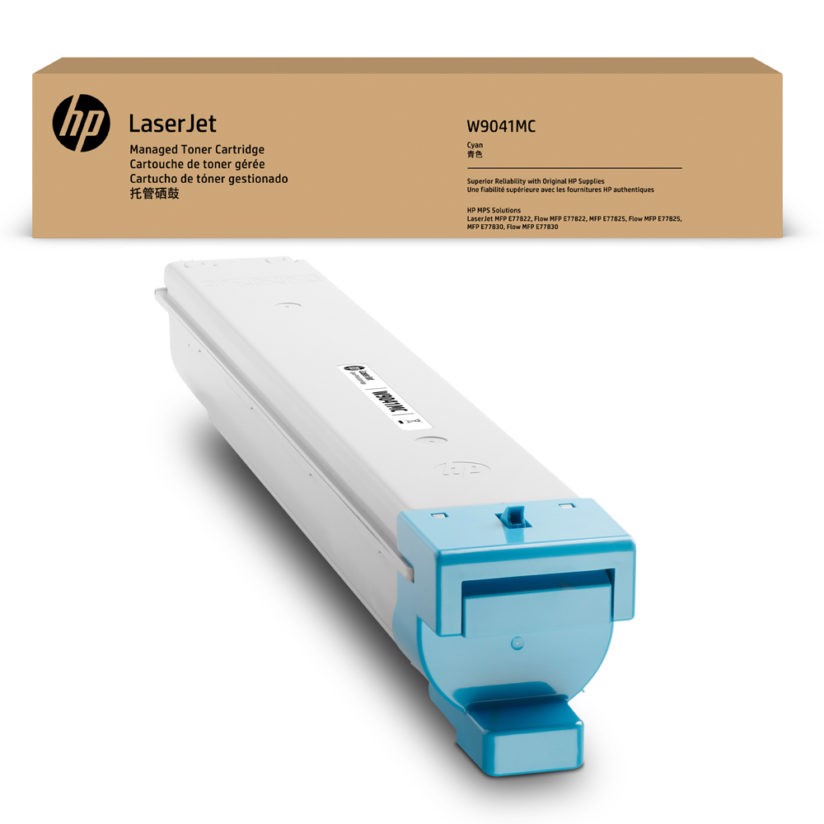 W9041MC – HP Cyan Managed LaserJet Toner