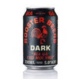Rooster Beers Dark - Thùng 12 Lon (330ml)