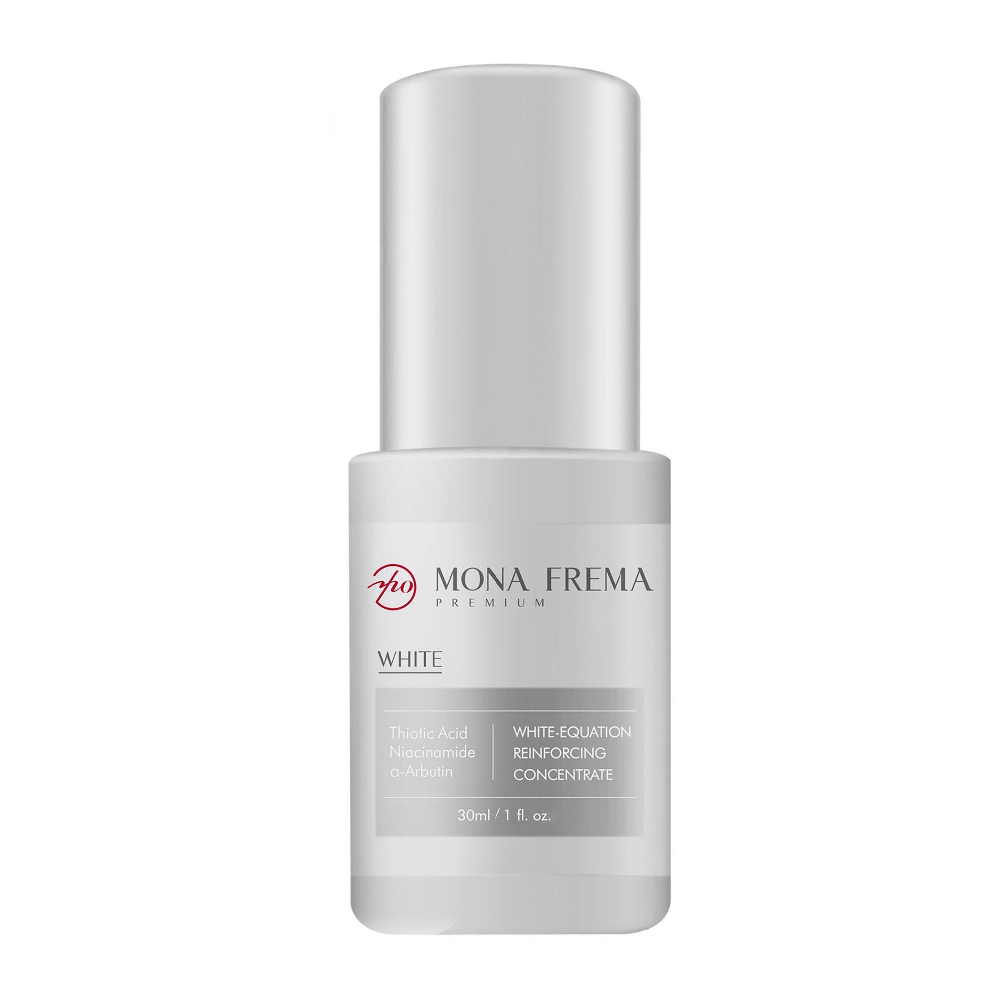 Kem dưỡng trắng Mona Frema White-Equation Reinforcing Concentrate (30ml)