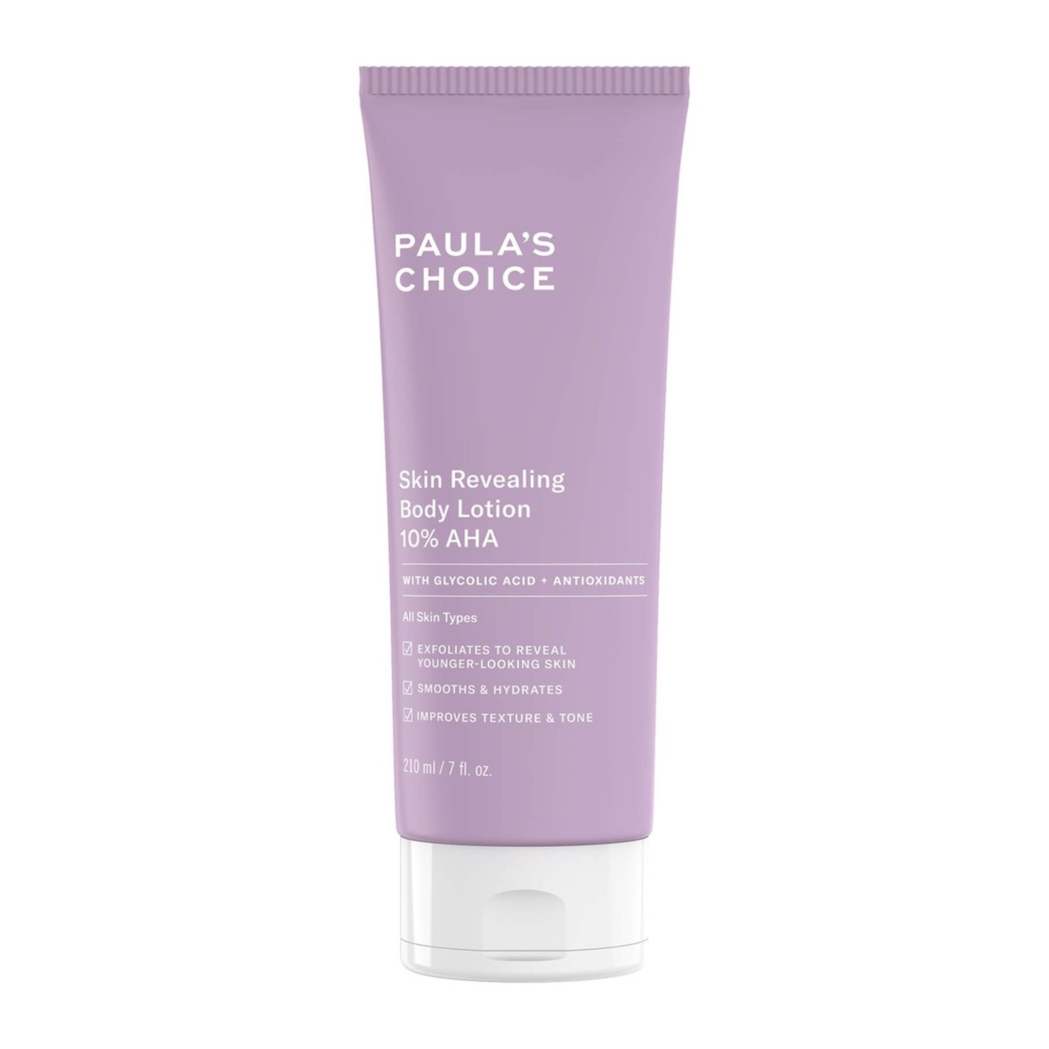 Body lotion tẩy da chết PAULA'S CHOICE Skin Revealing Body Lotion with 10% AHA (210ml)