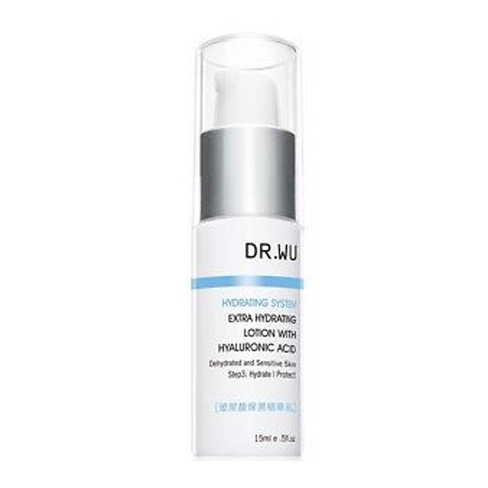 Serum cấp ẩm chuyên sâu DR.WU Hydrating System Extra Hydrating Lotion With Hyaluronic Acid (15ml)