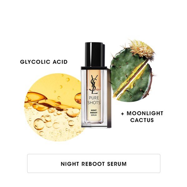 Pure Shots Night Reboot Serum