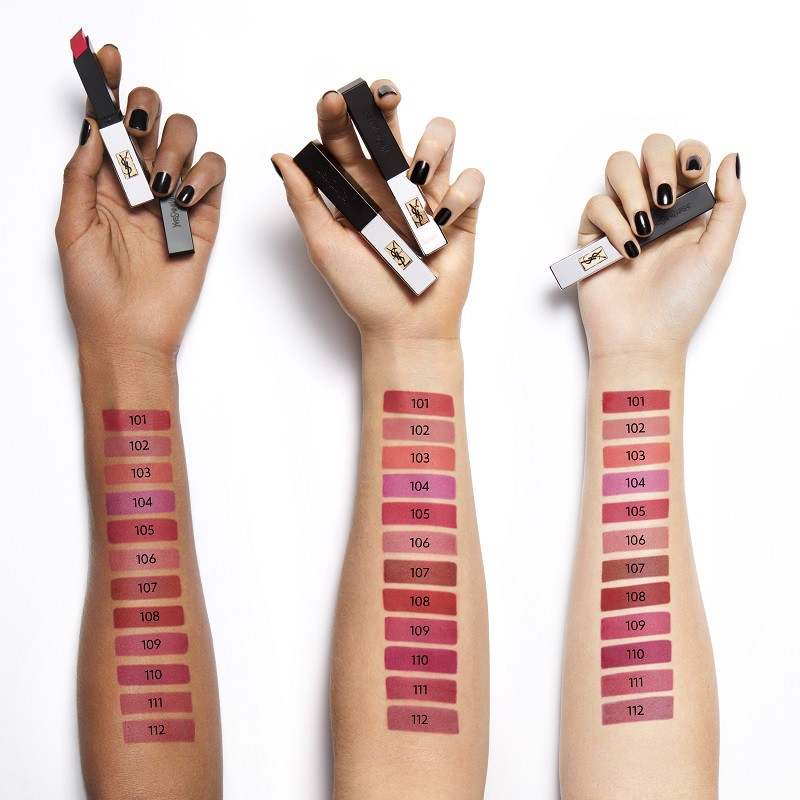 Son môi Rouge Pur Couture The Slim Sheer Matte