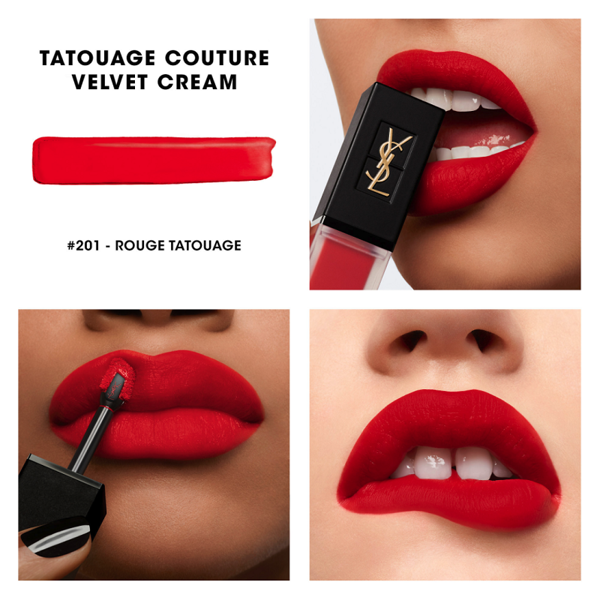 Son kem lì Tatouage Couture Velvet Cream