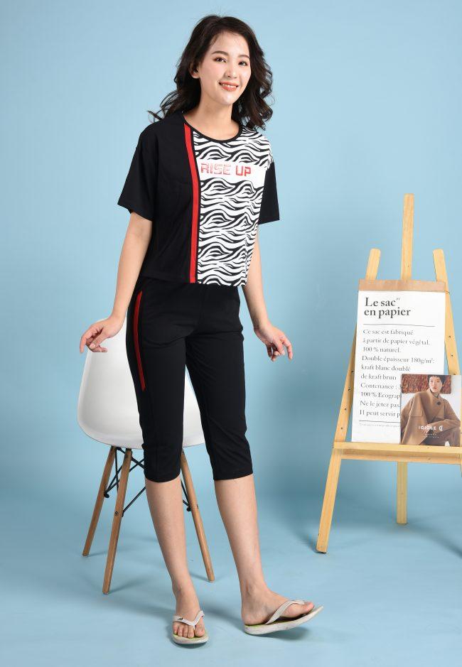 Bộ đồ mặc nhà xuân hè - 1MNCT20070