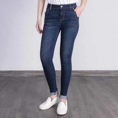 Quần Jeans nữ Ojeans - 5QJD20386BW