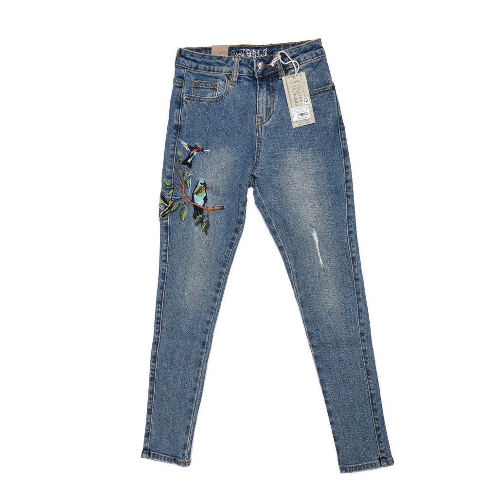 Quần Jean Nữ O.jeans - 5QJD30247FW