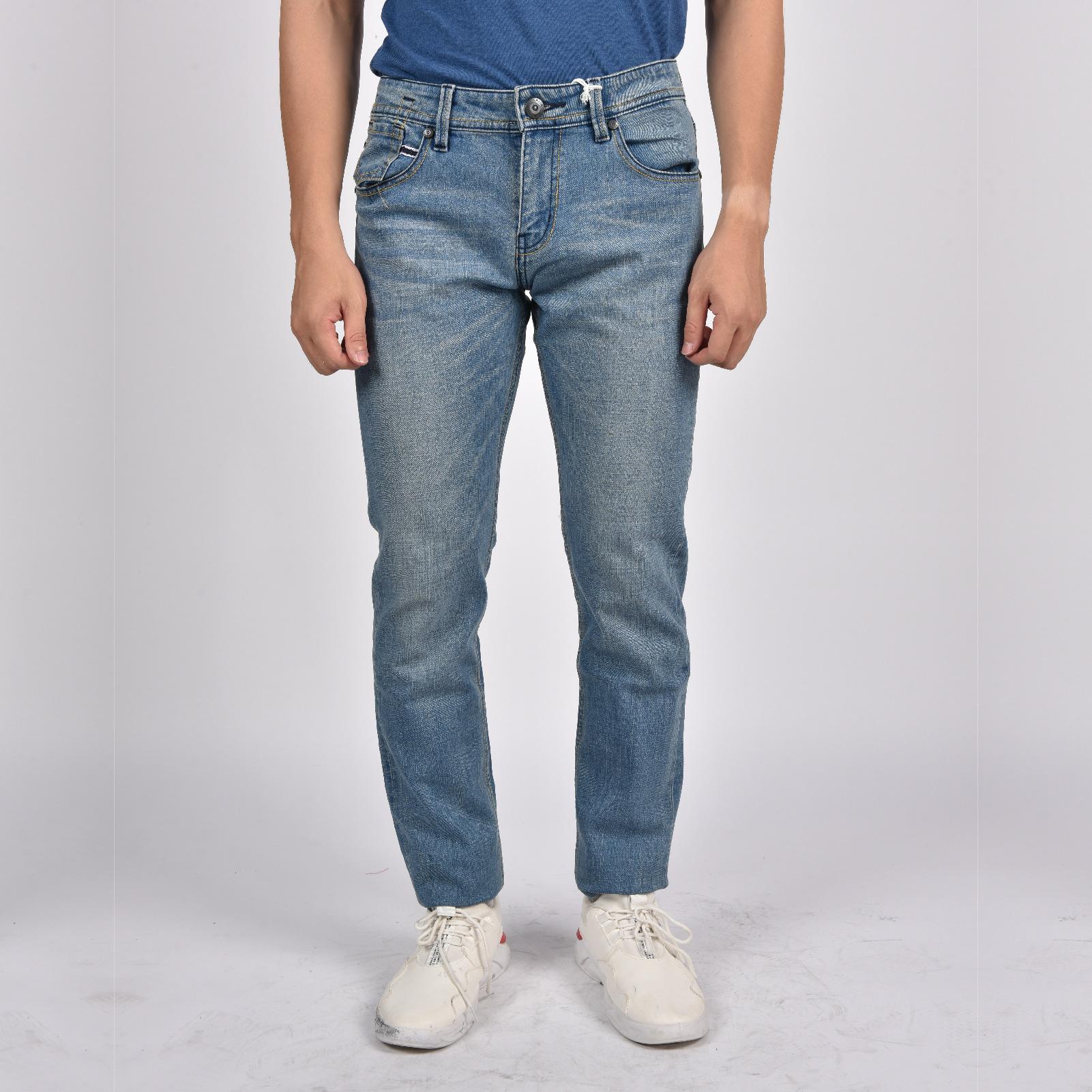 Quần Jeans Dài Nam O.Jeans -5QDJ830487BM