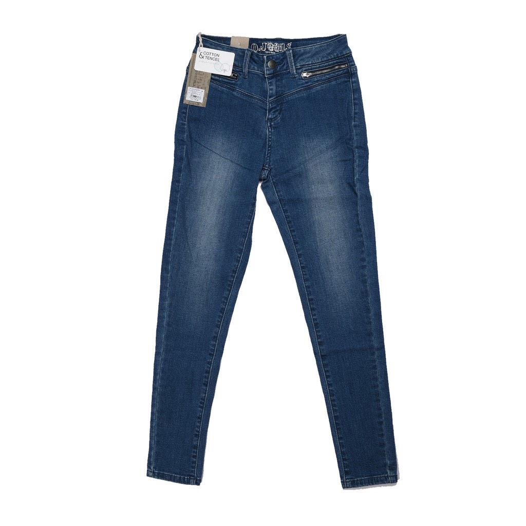 Quần Jeans nữ Ojeans - 5QJD20336BW