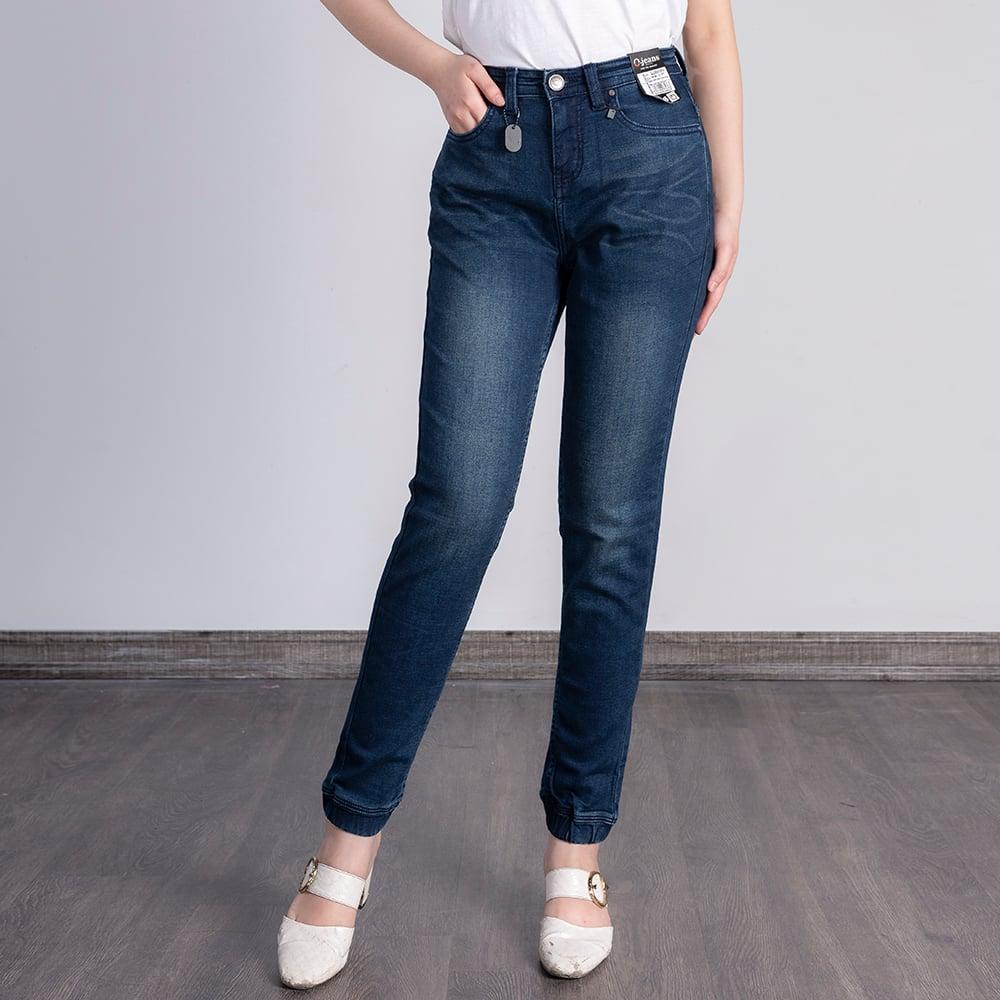 Quần Jeans nữ Ojeans - QJD50010FW