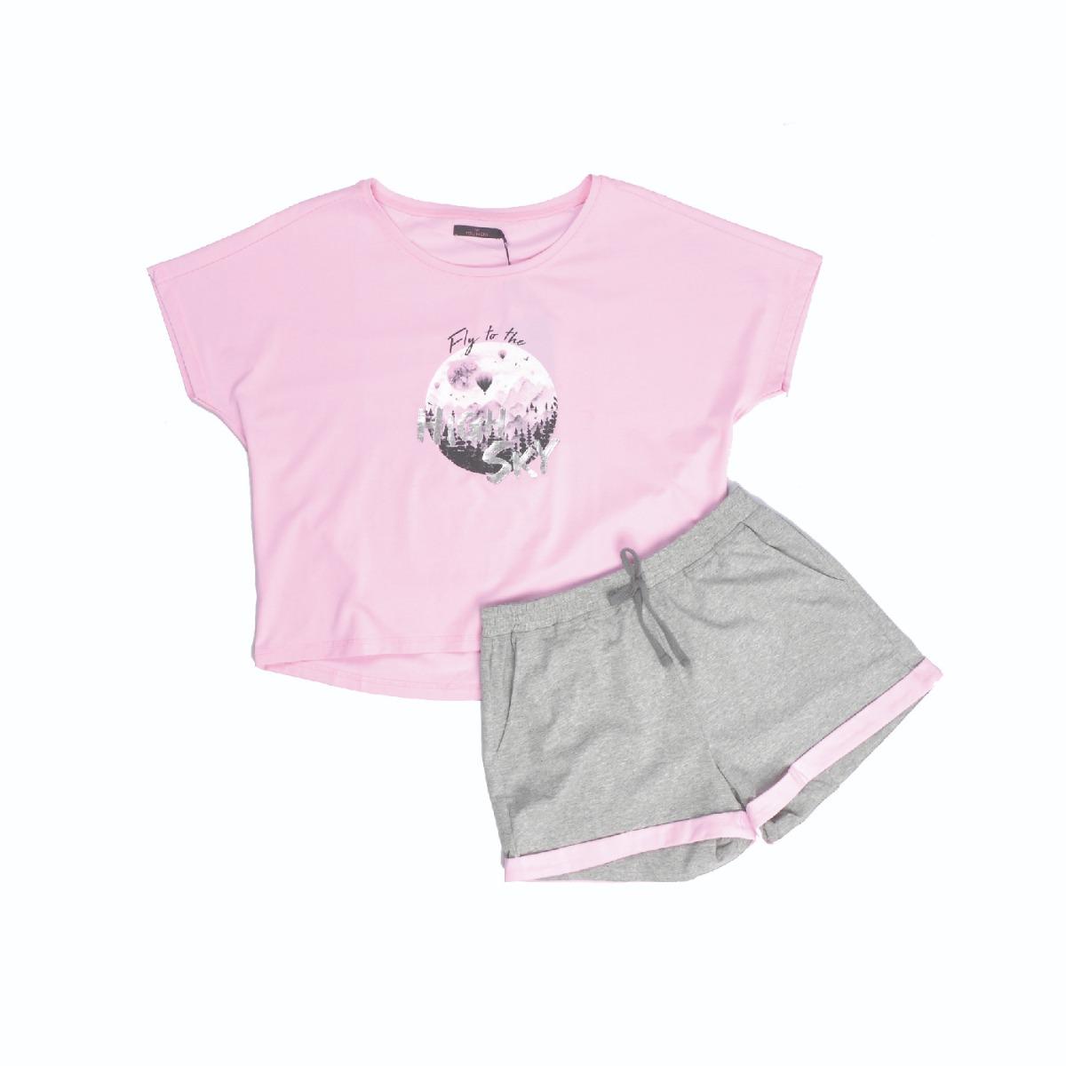 Bộ đồ mặc nhà xuân hè - SJ7001S