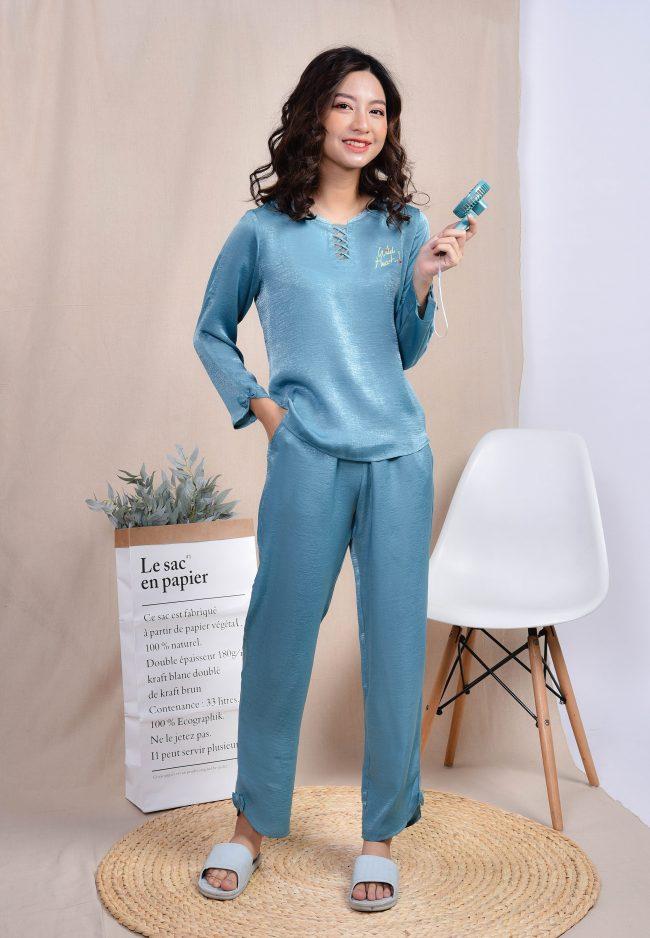 Bộ đồ mặc nhà thu đông - SNY604D