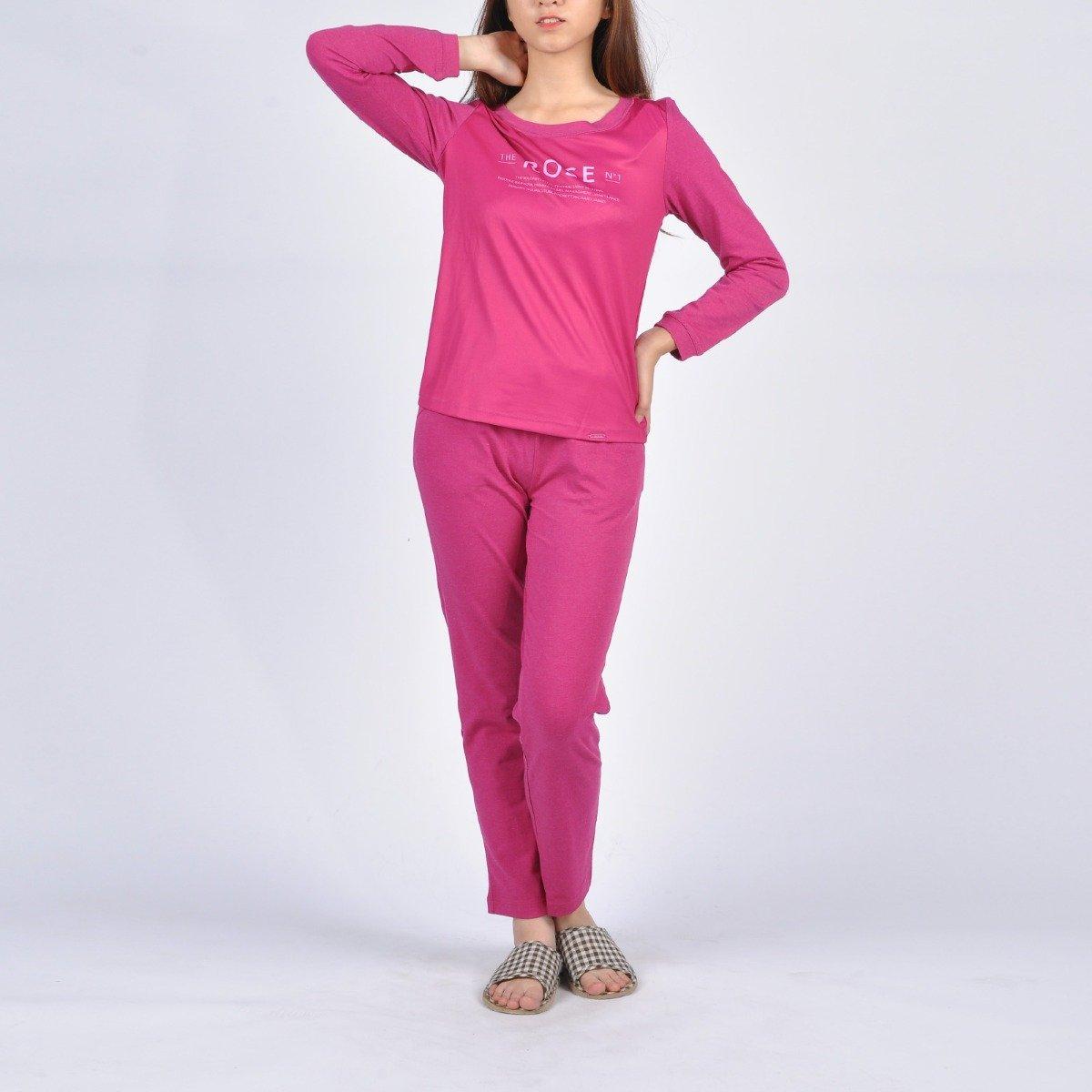 Bộ đồ mặc nhà thu đông - WE4303