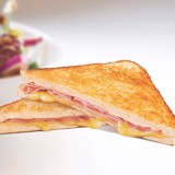 SW1 : TOASTED CHEESE & HAM