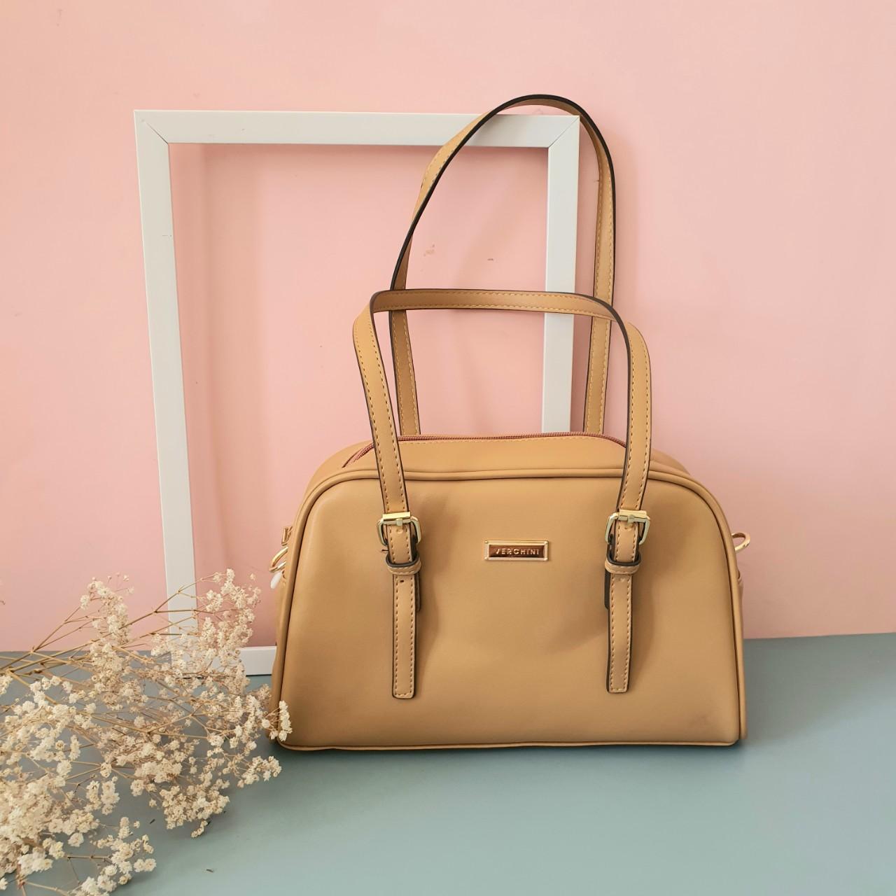 Túi xách thời trang Verchini hình trống