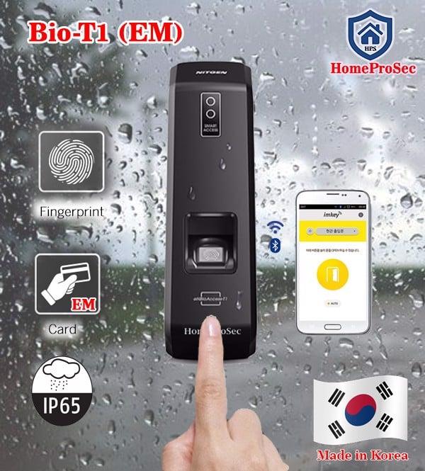 Vân tay Nitgen T1- EM (Korea)
