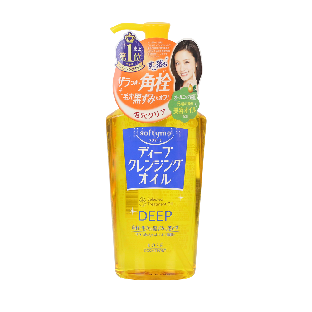 KOSE - Softymo Deep Cleansing Oil 230ml