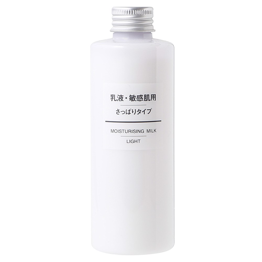 MUJI - Moisturising Milk, Light 200ml