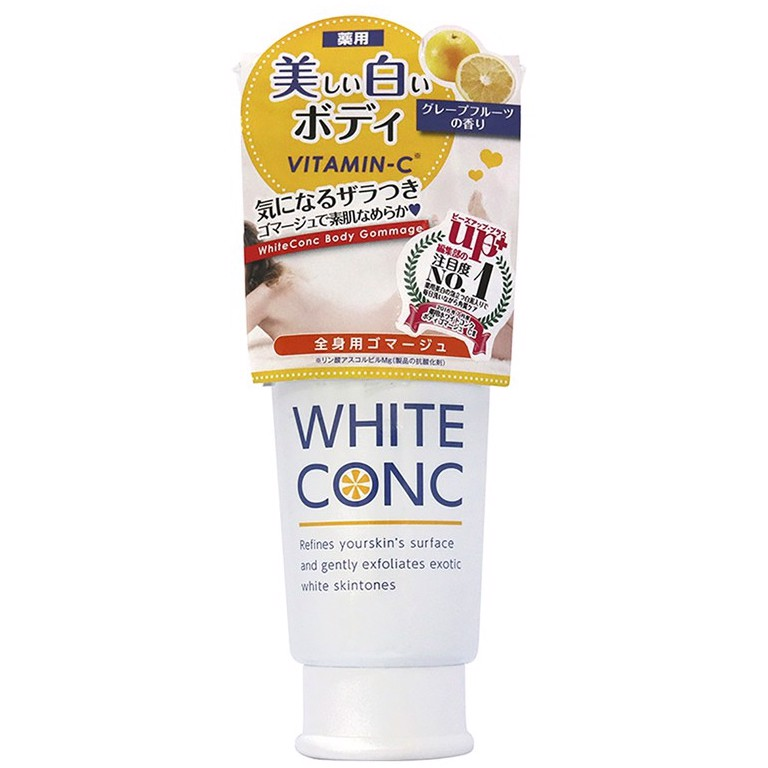 WHITE CONC - Body Gommage 180g
