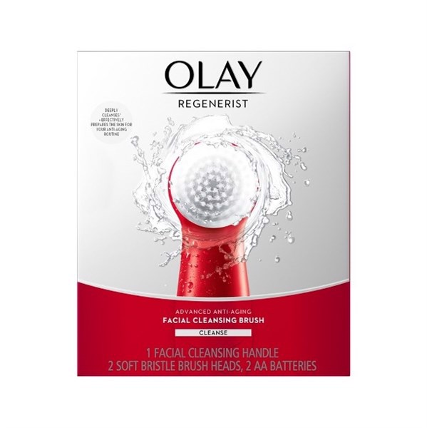 OLAY - Regenerist Advanced Anti-Aging Facial Cleansing Brush