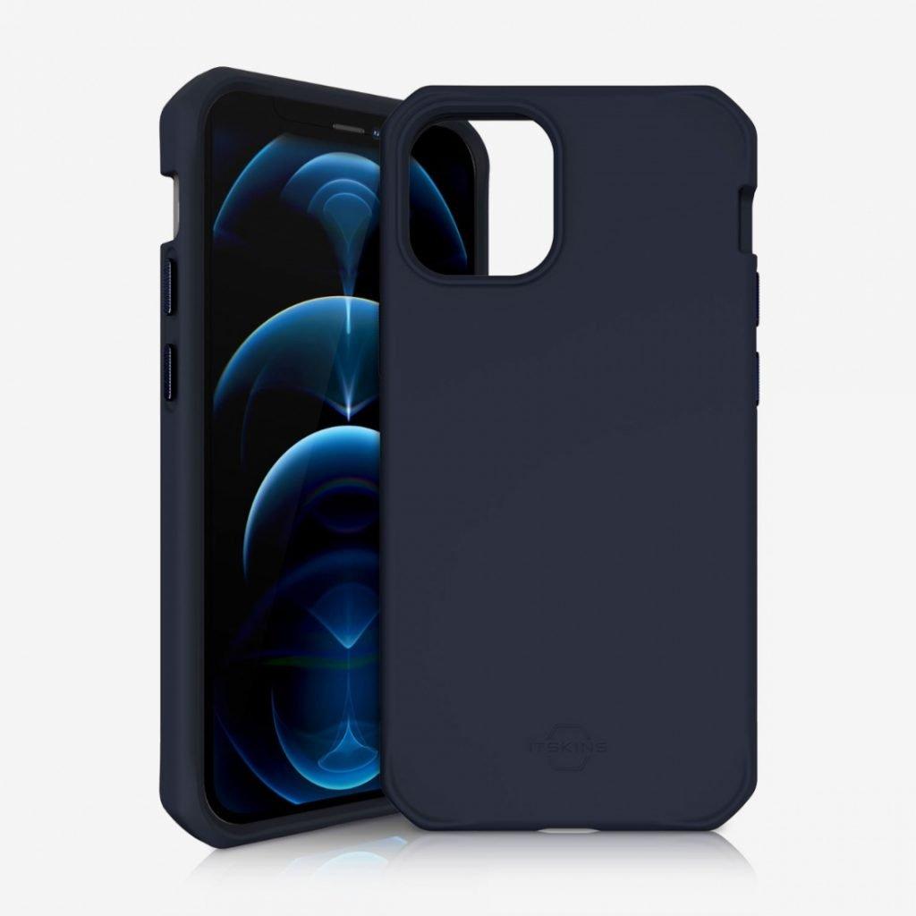 Ốp Itskins HYBRID SILK for Iphone 12 Mini