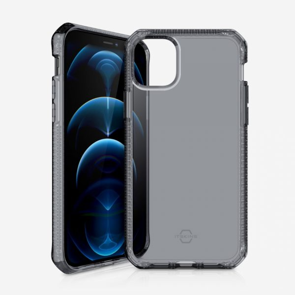 Ốp Itskins SPECTRUM CLEAR ANTIMICROBAL iPhone 12 Pro Max