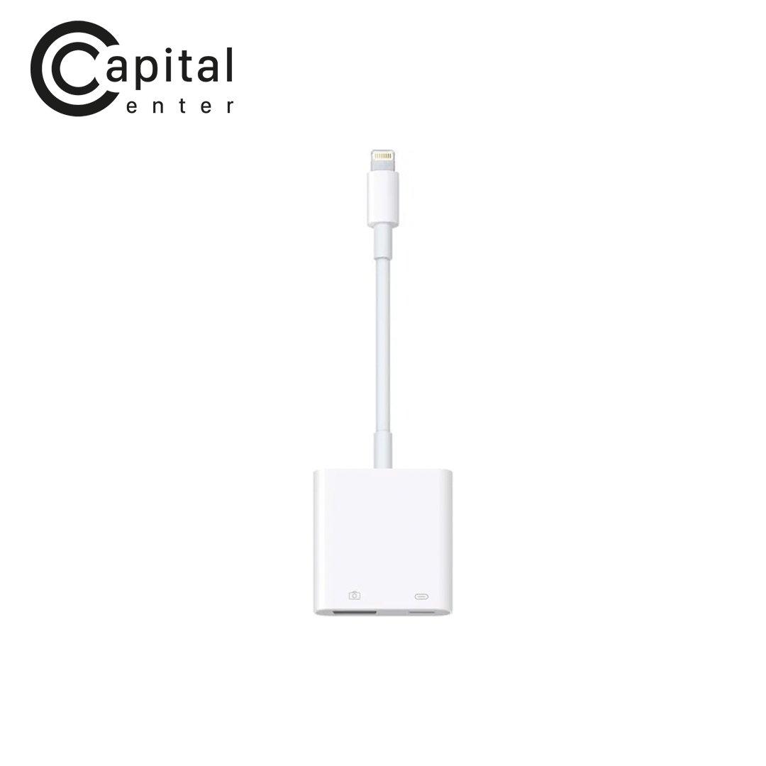 Cáp chuyển đổi Lightning to USB 3 Camera Adapter
