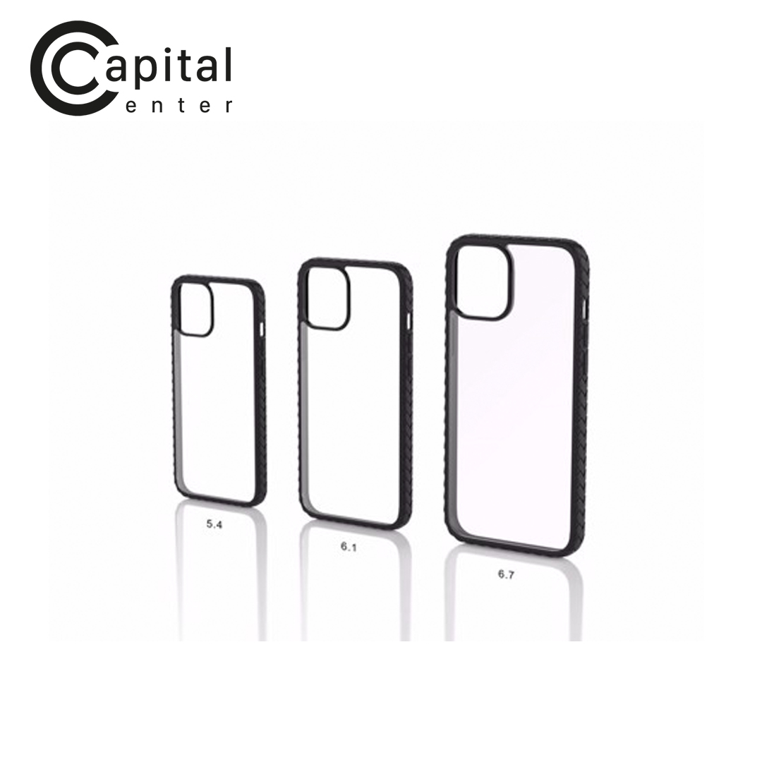 Ốp lưng Mipow Anti Scratches Hybrid Case for Iphone 12 mini