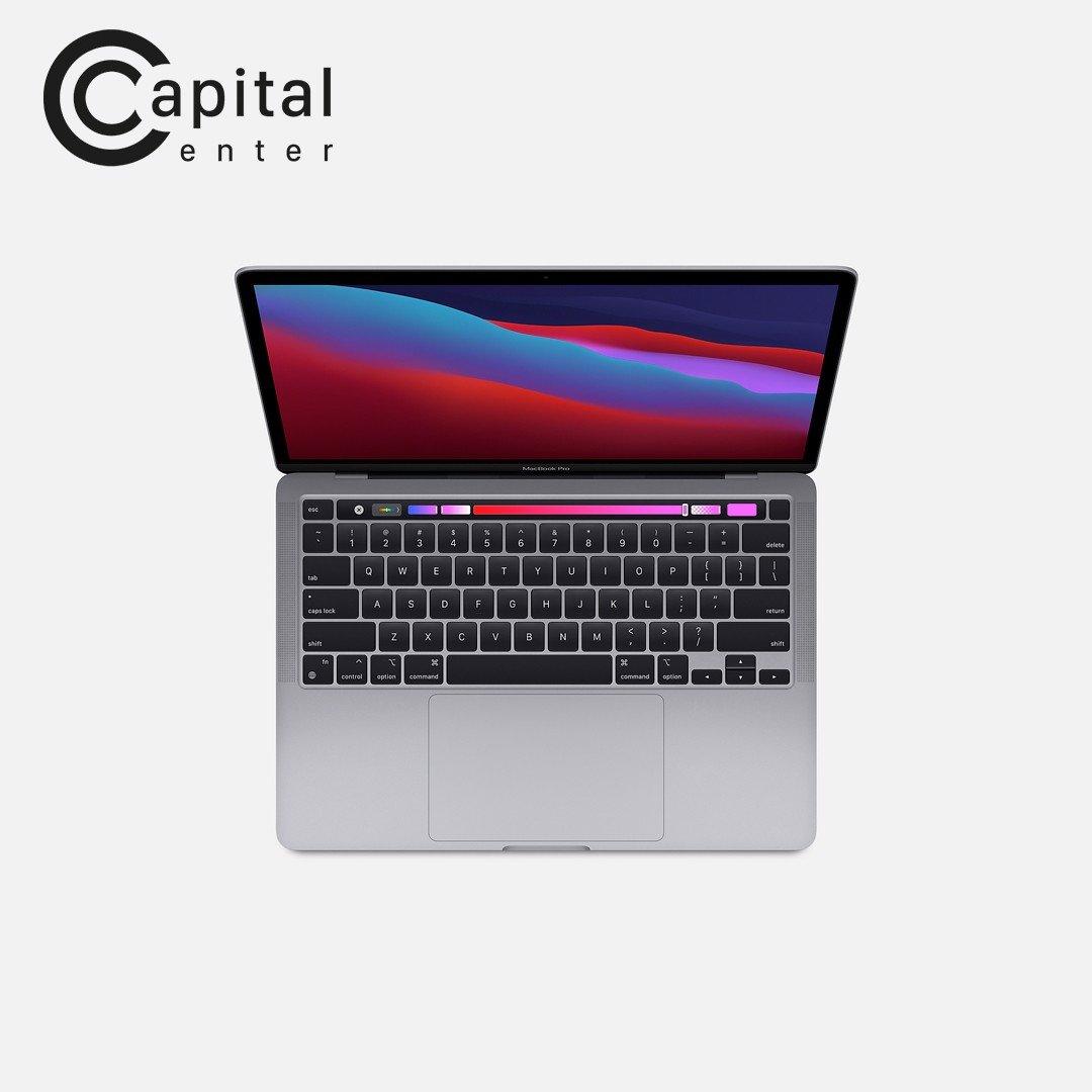 Apple MacBook Pro M1 512GB 2020 - Space Gray (MYD92SA/A)