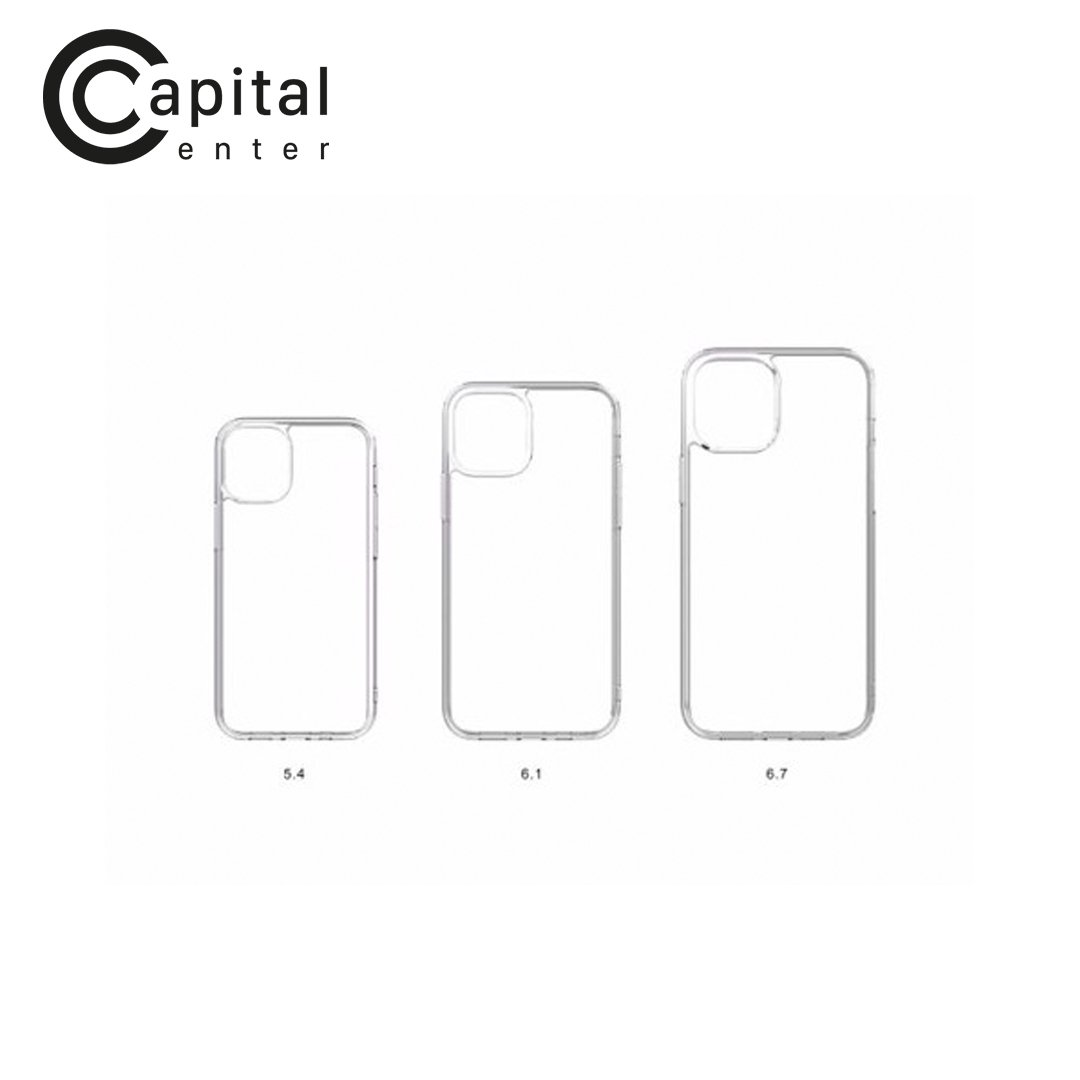 Ốp lưng MiPow Tempered Glass Case (Ốp trong)