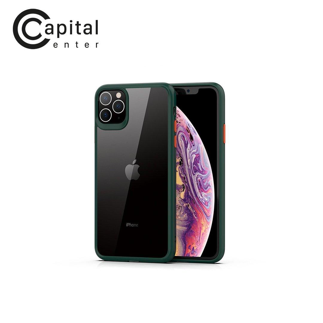 Ốp lưng Likgus iPhone 12/12 Pro Likgus Clear Shield
