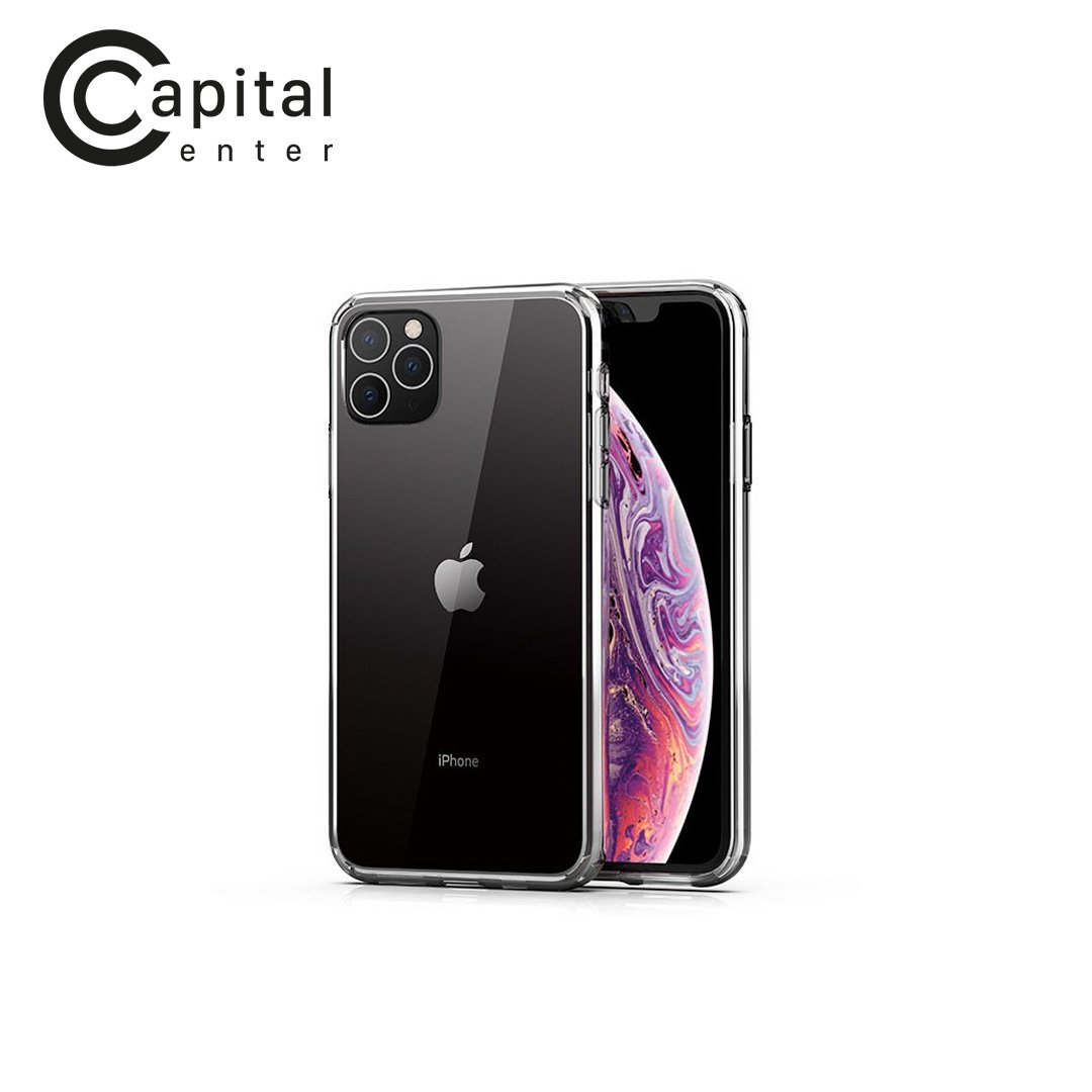 Ốp lưng chống sốc cho iPhone Likgus Crystal Shield trong suốt
