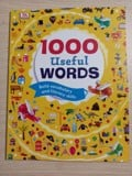 1000 Useful Words - Build Vocabulary and Literacy Skills