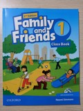 Family & Friends, 2nd Edition: Starter & Level 1-6 (audios sent via email)
