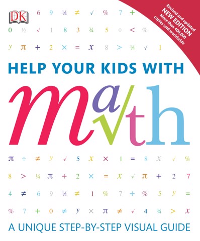 Help Your Kids with Math: A visual problem solver for kids and parents, 1st Edition