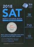 2018 SAT Math Course Book,  2nd Edition