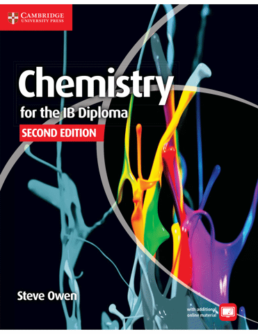 Chemistry for the IB Diploma Coursebook, 2nd Edition