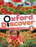 Oxford Discover 1 (audios and videos sent via email)